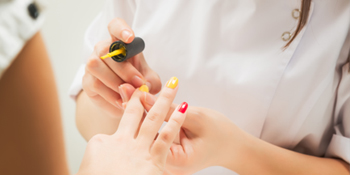 Manicures and Pedicures – CND Shellac and O.P.I